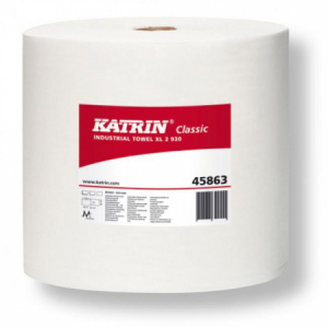 Priemyselné uteráky KATRIN Classic XL 2 ks