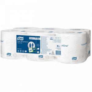 Toaletný papier 2-vrstvový TORK SmartOne biely 6 ks