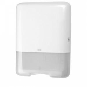 Zásobník na skladané uteráky TORK Singlefold/C-fold biely