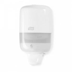 Mini dávkovač tekutého mydla TORK Elevation biely