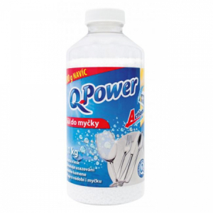 Q-Power soľ do UR 1kg