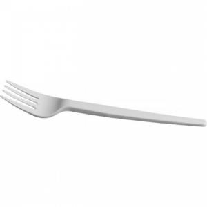 Vidličky plastové 17cm 100ks biele