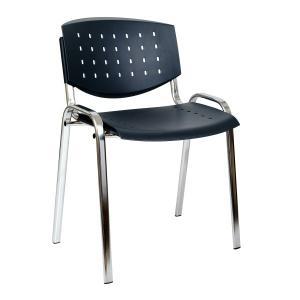 Rokovacia stolička Taurus PN LAYER čierna P26