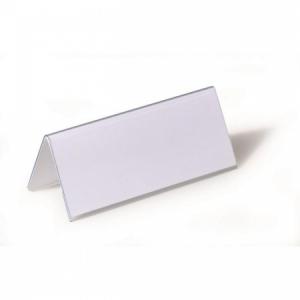 Menovka na stôl DURABLE 61x150mm
