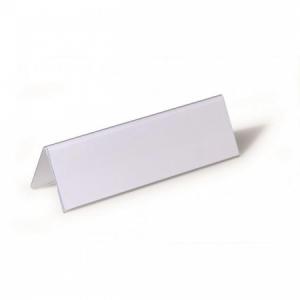 Menovka na stôl DURABLE 61x210mm