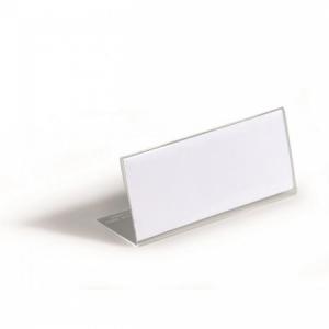 Menovka na stôl akrylová DURABLE 61x150mm