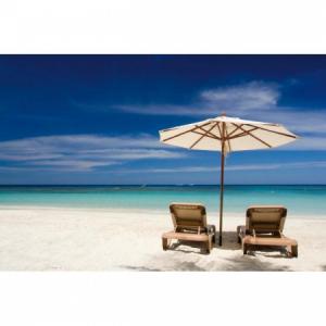 Podložka pod myš Plážové stoličky
