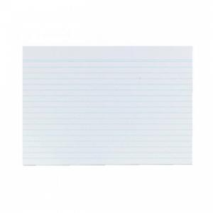Papierové indexové kartičky A5 Herlitz