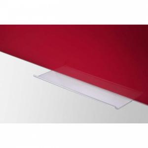 Odkladacia lišta pre tabule GLASSBOARD 20cm