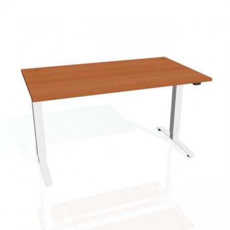 Stôl Motion el.nast.140cm čerešňa 2-segmentová podnož