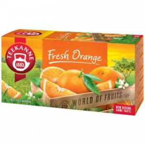 Čaj TEEKANNE ovocný Fresh Orange 45g