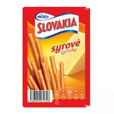 Tyčinky Slovakia syrové 85g
