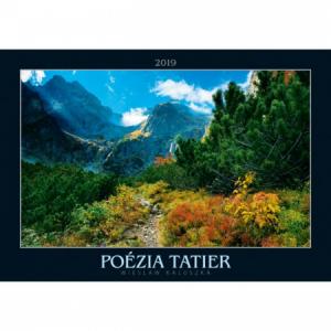 Nástenný kalendár Poézia tatier 2020