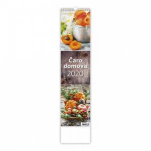 Nástenný kalendár Čaro Domova 2020
