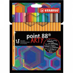 Sada linerov STABILO point 88/18S _ARTY_
