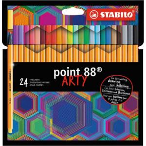 Sada linerov STABILO point 88/24S _ARTY_