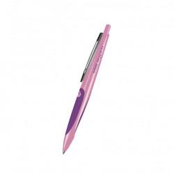 Guľôčkové pero Herlitz my.pen ružové/fialové