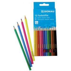 Farbičky Donau 12 farebné