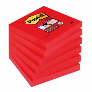Bločky Post-it Super Sticky - Šafrán 76x76mm