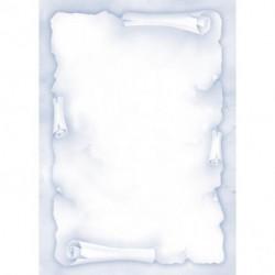 Ilustračný papier Ambassador modrá 90g 100 hárkov