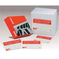 Vrecká na sprievodky APLI 140x240mm 100ks