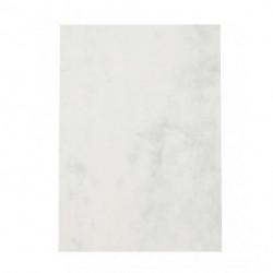 Štrukturovaný papier Mramor sivá 95g 100 hárkov