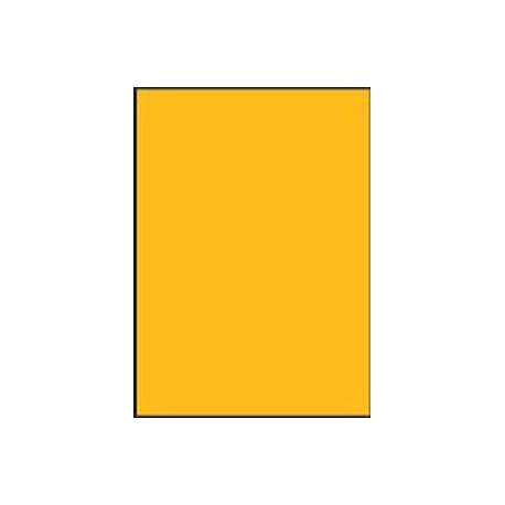 Etikety farebné 210x297mm APLI A4 20 hárkov fluo oranžové