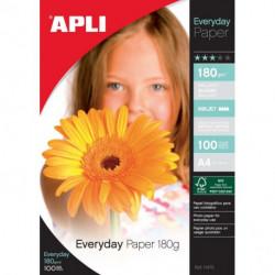 Fotopapier APLI A4 Everyday 180g 20 hárkov