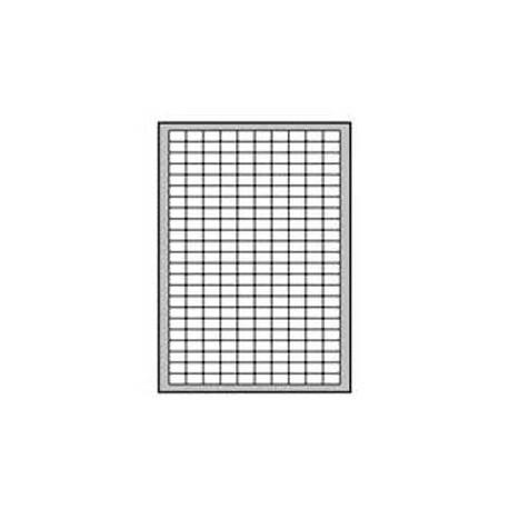 Etikety univerzálne odnímateľné 18x12mm Agipa A4 25 hárkov