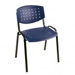 Rokovacia stolička Taurus PN LAYER modrá P27