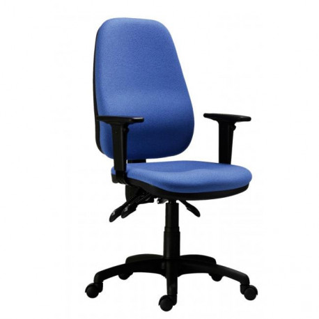 Kancelárska stolička 1540 ASYN modrá