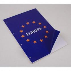 Blok poznámkový Notes Europa A4 50 listov čistý