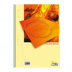 Blok College Notes A4 50 listov linajkový