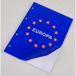 Blok poznámkový Notes Europa A5 50 listov čistý