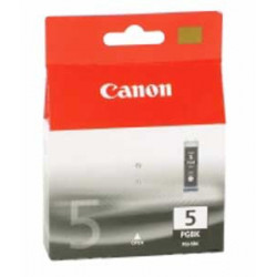 atrament Canon PGI-5Bk čierna