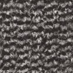Rohož Vyna-Plush 90x150cm čierna/oceľová