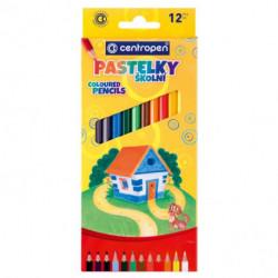 Farbičky Centropen 9520 12 farieb