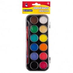 Vodové farby Centropen 9540/12 30mm