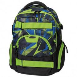 Školský ruksak Donau Geometric
