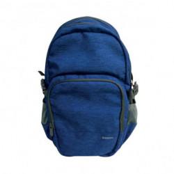 Školský ruksak Uni pre tínedžerov tmavomodrý