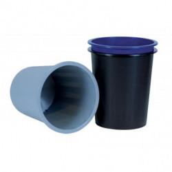 Kôš plastový 14l čierny