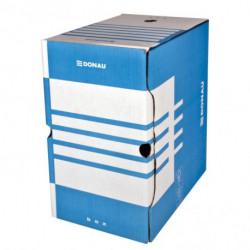 Archívny box DONAU 200mm modrý