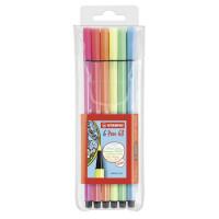Sada STABILO Pen 68 neon 6...