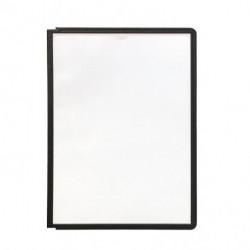 Katalógový panel SHERPA A4 čierny