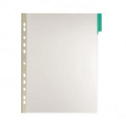 Katalógový panel FUNCTION A4 5ks zelený