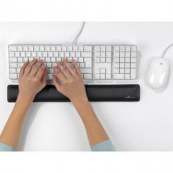 Opierka pred klávesnicu gélová antracitová