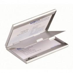 Krabička na vizitky DURABLE BUSINESS CARD BOX DUO