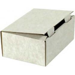 Poštová škatuľa 250x175x100mm biela