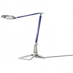 Lampa stolná LED Leitz Style Smart titánová modrá