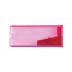 Strúhadlo Faber Castell 125 FLV s boxom mix fluorescentných farieb